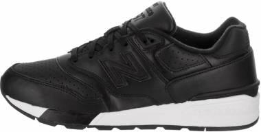 New Balance 597 - Black (ML597BLL)