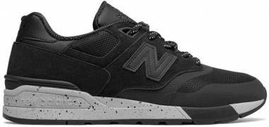 New Balance 597 - Zwart