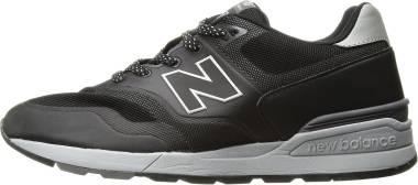 New Balance 597 - Black/Silver Mink (MD597DBW)