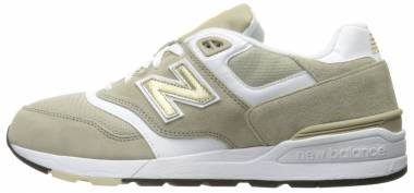 New Balance 597 Grey Men