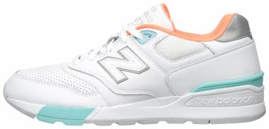 New Balance 597 - White (ML597VAA)