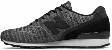 New Balance 696 Re-Engineered Black/Grey Men