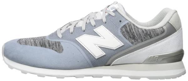 New Balance 696 Re-Engineered Light Blue/white