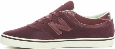 New Balance Quincy 254 - Burgundy Suede