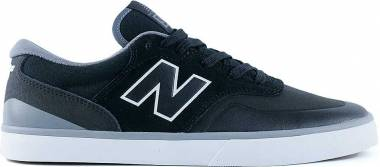 New Balance Arto 358 - Black White Suede
