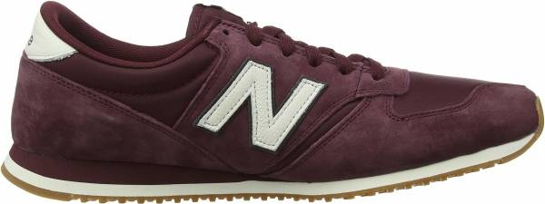 New Balance 420 - Rouge Nb Burgundy Magnet Burgundy (U420BRG)