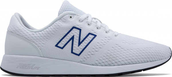 new balance running white