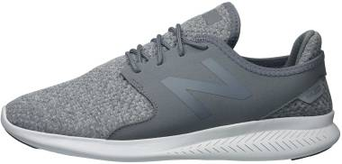 New Balance FuelCore Coast v3 - Gunmetal/Light Cyclone (MCOASLI3)