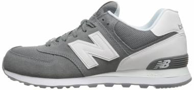 New Balance 574 Reflective - Grey (ML574CNC)