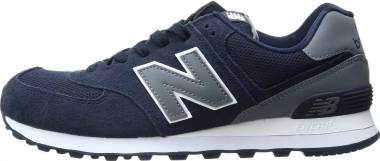 New Balance 574 Reflective - Blue