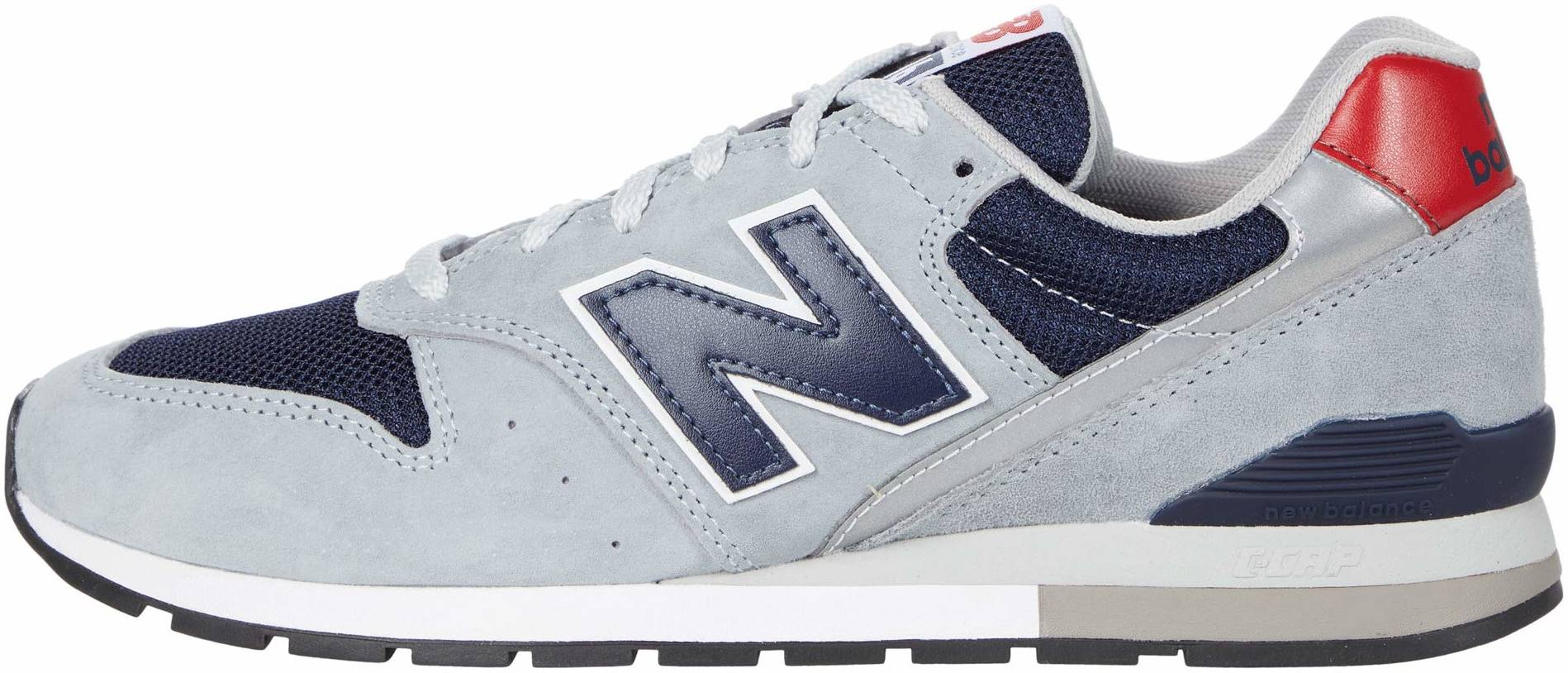 New Balance 996 sneakers in 3 colors (only $62) | RunRepeat