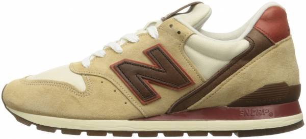 super popular a5035 7594b New Balance 996 Brown
