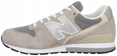 New Balance 996 - Grey Grey 254 (MRL996AG)