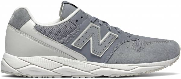 New Balance 96 REVlite Grey (Steel With Angora)