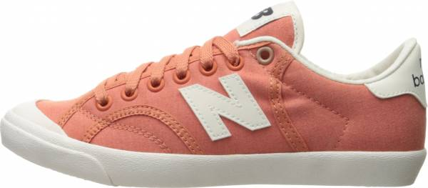 New Balance Pro Court - Blanc Orange
