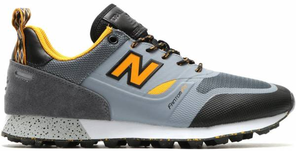 New Balance Trailbuster Re-Engineered Light Grey/Grey/Chromatic Yellow