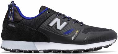 New Balance Trailbuster Re-Engineered - Black/Blue-grey (TBTFOB)