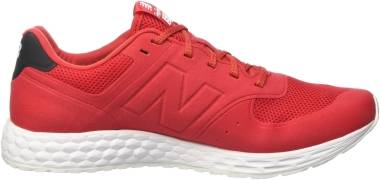 New Balance 574 Fresh Foam - Red (MFL574RB)