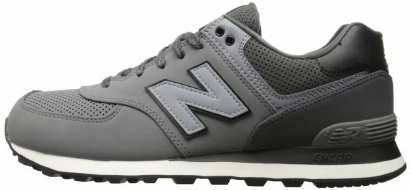 new balance all black 574