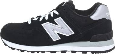 New Balance 574 - Black (M574NK)