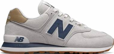 New Balance 574 - Grey (ML574LGI)