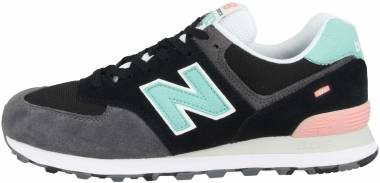 New Balance 574 - Black (ML574UJC)