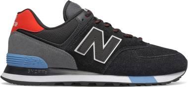 New Balance 574 - Black (ML574JHO)