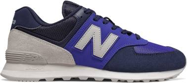 New Balance 574 - Lapis Blue/Sea Salt (ML574JHS)