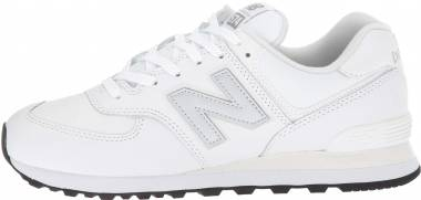 New Balance 574 - White (ML574LPW)