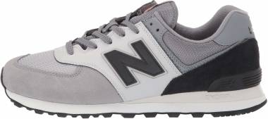 New Balance 574 - Marblehead/Black (ML574JHV)