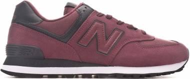 New Balance 574 - Purple