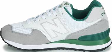 New Balance 574 - Marblehead/Team Forest Green