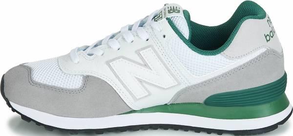 New Balance 574 - Blanc