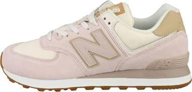 New Balance 574 - Pink (WL574SP2)