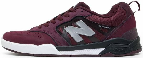 New Balance 868 burgundy
