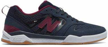 New Balance 868 - Navy with Red