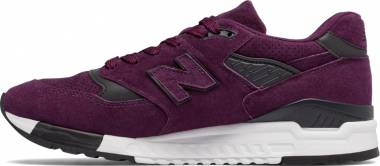 New Balance 998 Lila Men