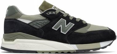 New Balance 998 - Black Gree