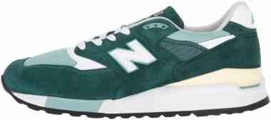New Balance 998 Green Men