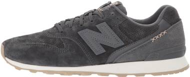 New Balance 696 - Black (WL696BY)
