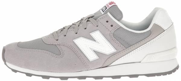 New Balance 696 - Grey White