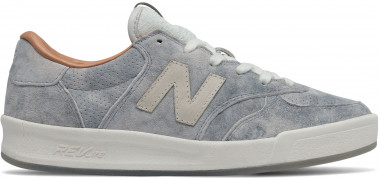 New Balance 300 Leather - Grau
