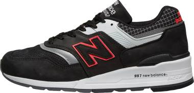 New Balance 997 - Black/Whit (M997CR)