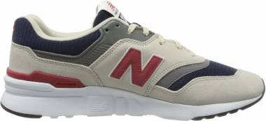 New Balance 997 - Grey / Navy