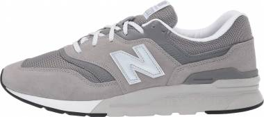 New Balance 997 - Silver Marblehead Silver