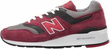 New Balance 997 - Red