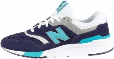 New Balance 997 - Azul Pigment Pigment