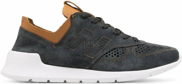New Balance 1978 Made in US Black/Tan