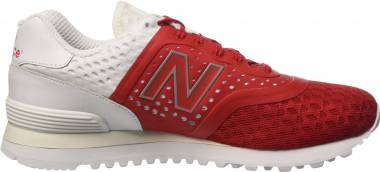 New Balance 574 Re-Engineered - Red (MTL574MR)