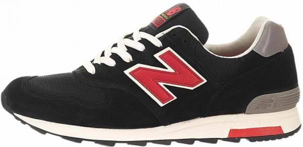 New Balance 1400 Connoisseur Black / Red